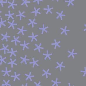 jumbo_stars_42wide_middle_blue_on_dark_grey