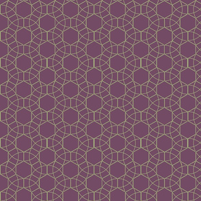 Circles_and_Hexagons_plum_back