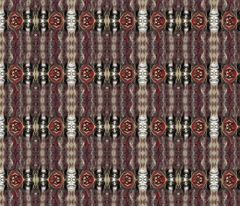 huntsman_appples150sm fabric by wren_leyland on Spoonflower - custom fabric