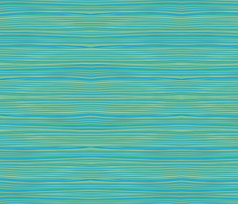 thin_wave_stripes fabric by mahoneybee on Spoonflower - custom fabric
