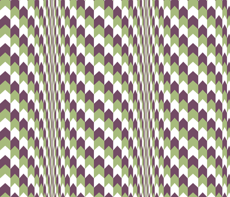 Polygon Vertigo fabric by tabbycat on Spoonflower - custom fabric