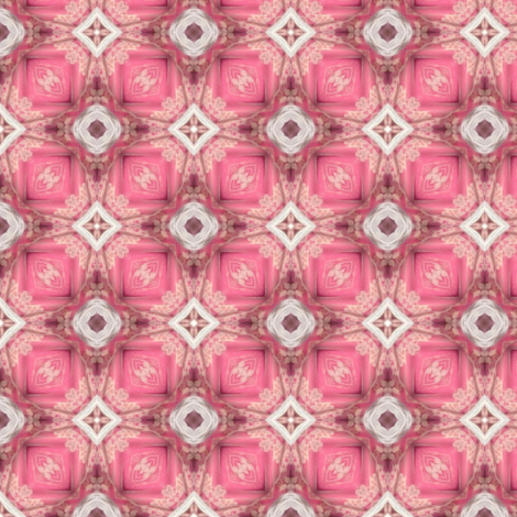 Prisilla Pink II fabric by captiveinflorida on Spoonflower - custom fabric