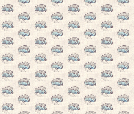 Camper fabric by 7oaks-design on Spoonflower - custom fabric