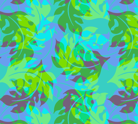 Falling_Leaves_4 fabric by aimeesthill on Spoonflower - custom fabric
