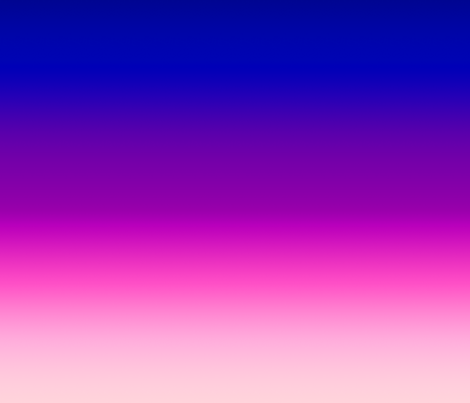 Blue, Purple, Violet, and Pink Ombre Design fabric by kaedralynn on Spoonflower - custom fabric