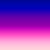 Blue, Purple, Violet, and Pink Ombre Design