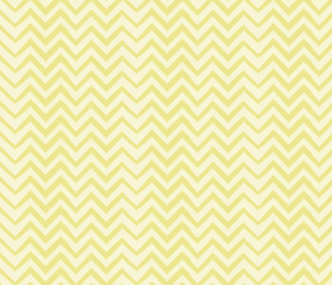 chevron-chartreuse fabric by owlandchickadee on Spoonflower - custom fabric