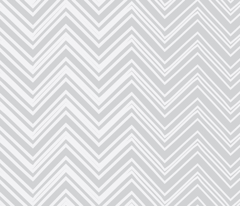 skinny-chevron3 fabric by owlandchickadee on Spoonflower - custom fabric
