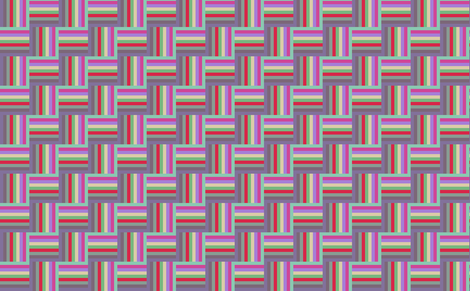 TWO STEPS UP fabric by biancagreen on Spoonflower - custom fabric