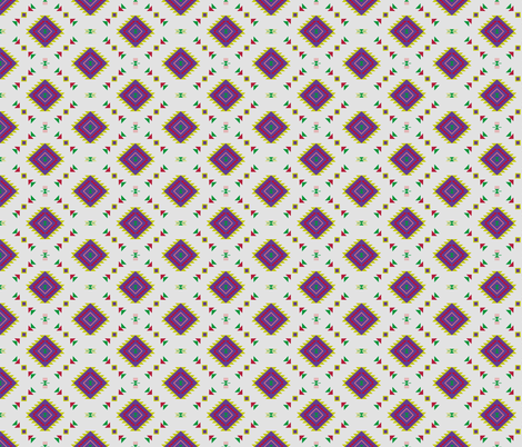 LIGHT AZTEC fabric by biancagreen on Spoonflower - custom fabric
