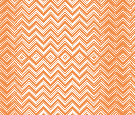 med-chevr-1 fabric by owlandchickadee on Spoonflower - custom fabric