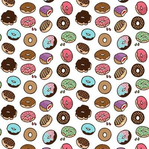 Tiny Donuts