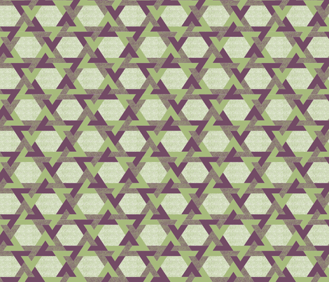 Damascus Weave fabric by ceanirminger on Spoonflower - custom fabric