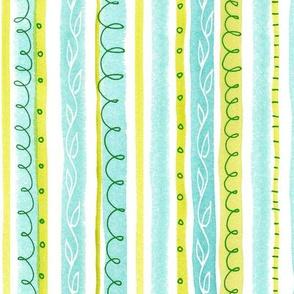 Seaweed Stripes