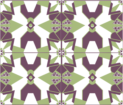 geometric-01 fabric by azaliamusa on Spoonflower - custom fabric