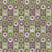 Circle Diamond Grid