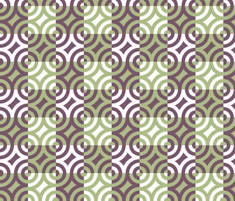 Not Boxed In fabric by coloroncloth on Spoonflower - custom fabric