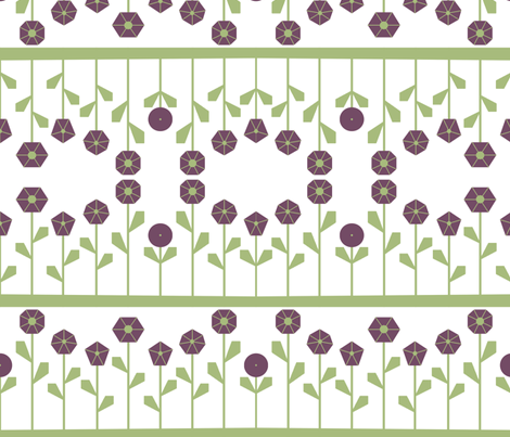GeometricContestDesign fabric by shirlee_y on Spoonflower - custom fabric