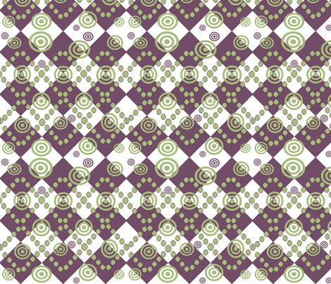 pinwheels fabric by dogdaze_ on Spoonflower - custom fabric