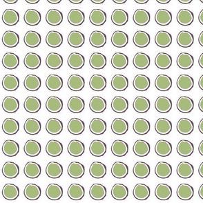 Ring, green