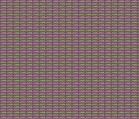 ZigZag, Purple fabric by wiccked on Spoonflower - custom fabric