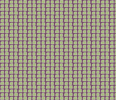 Blocks, purple fabric by wiccked on Spoonflower - custom fabric