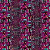 Licorice allsorts in stripes
