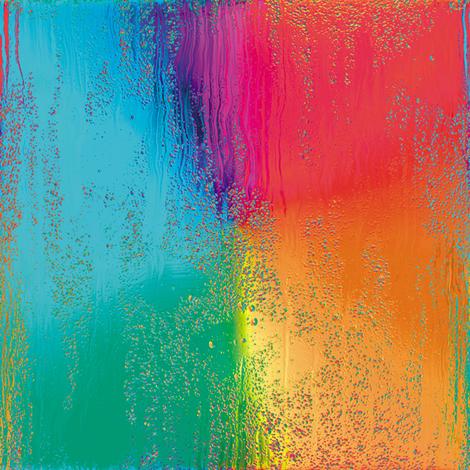 Rainbow Rain 9