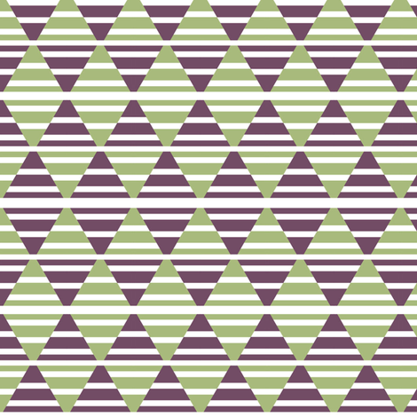 Argyle_Geometric fabric by trafficjamas on Spoonflower - custom fabric
