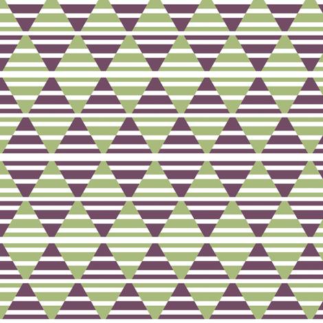 Argyle_Geometric fabric by trafficjamas on Spoonflower - custom fabric