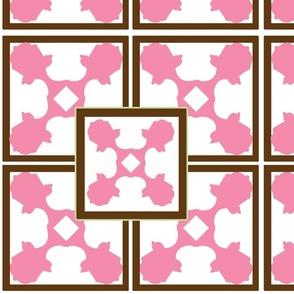 Cupcake Flower Squares
