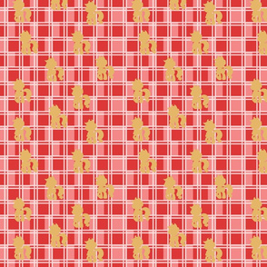 Applejack Plaid