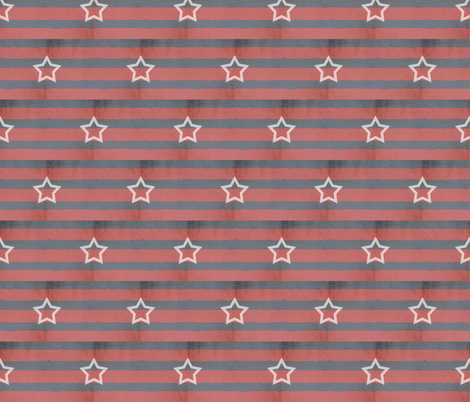 stars_and_stripes fabric by e_w_mccall on Spoonflower - custom fabric