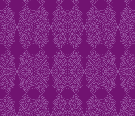 zip-purples fabric by kcs on Spoonflower - custom fabric