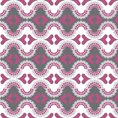 boho miriam fabric by holli_zollinger on Spoonflower - custom fabric