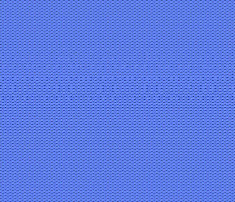 Building bricks blue fabric by spacefem on Spoonflower - custom fabric