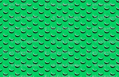 Building bricks green