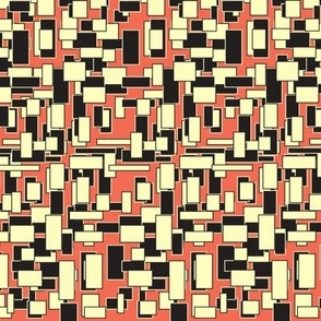 The One With All The Squares Red