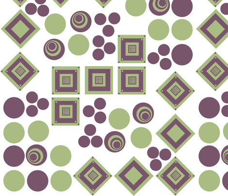 geometric_pattern fabric by arnie on Spoonflower - custom fabric