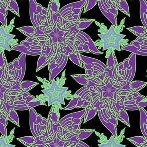 Lavender Super Stars