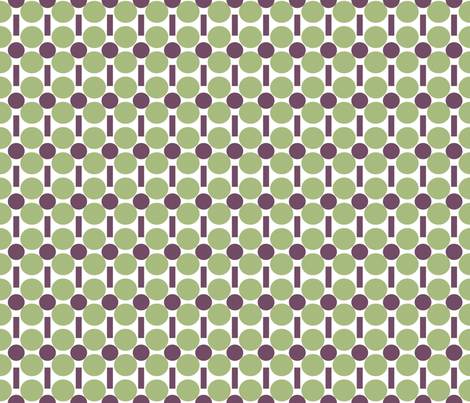 dotsy_stripes fabric by riztyd on Spoonflower - custom fabric