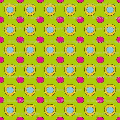 whimsical circles