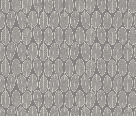 JANI_GREY fabric by glorydaze on Spoonflower - custom fabric
