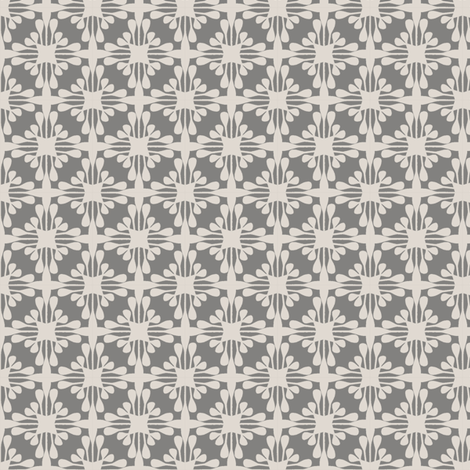 STELLA_GREY fabric by glorydaze on Spoonflower - custom fabric
