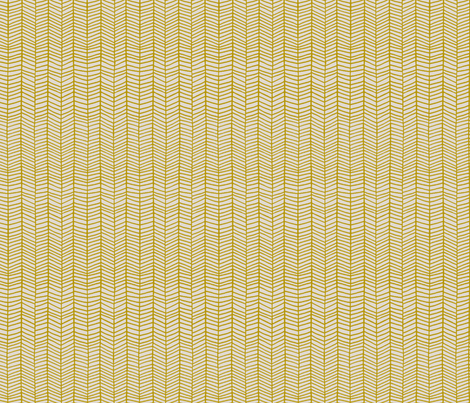 JAGGER_MUSTARD fabric by glorydaze on Spoonflower - custom fabric