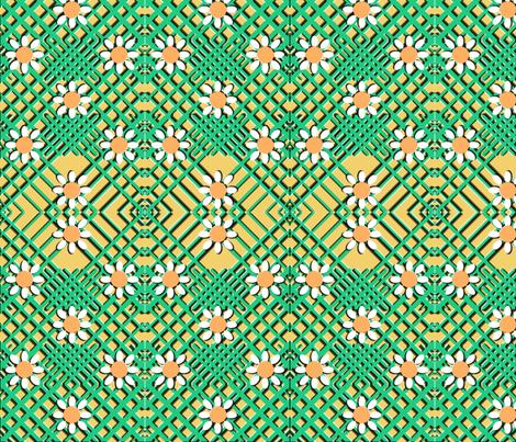 Geo Flowers Cirtus