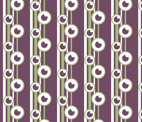 Eyes fabric by nemethwild on Spoonflower - custom fabric