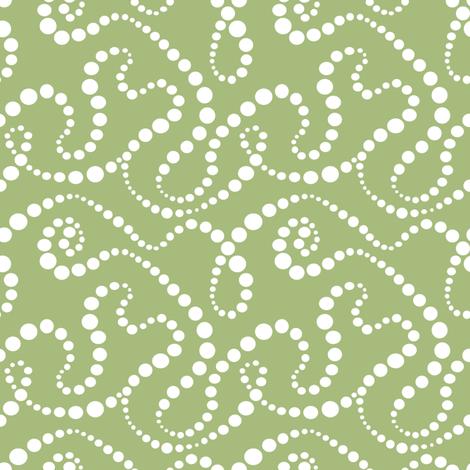 "SmokeOverGrass: Medium (4""X4""rpt) fabric by tallulahdahling on Spoonflower - custom fabric"