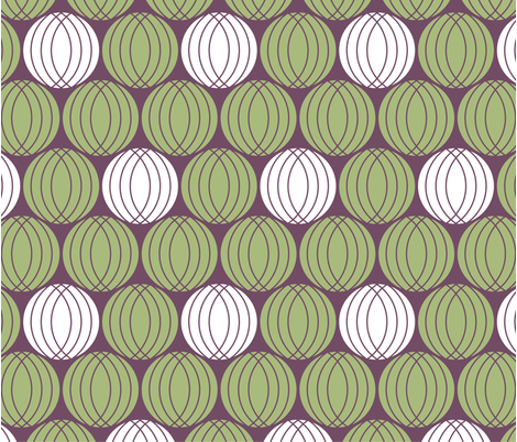 Sliced Circles fabric by vividgirl25 on Spoonflower - custom fabric