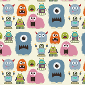 Monsters & Robots 2